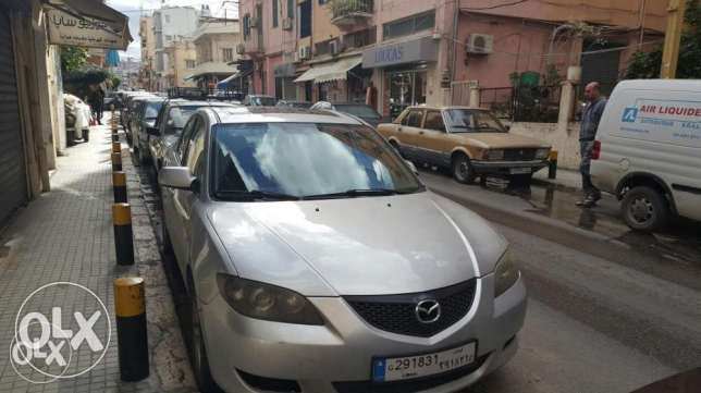 Mazda 3 2004 american full option negotiable price