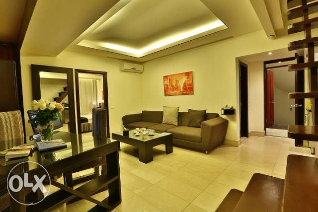 MG579,Furnished apartment for rent in Ain El Mreisseh, 65sqm, 7th foor