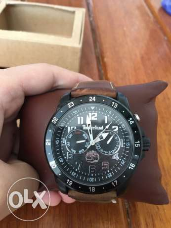 Timberland watch with paper, box and warranty