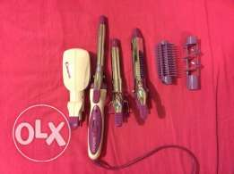 Babyliss Ceramic hair styling
