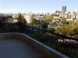Furnished apartment for rent in Hazmieh.