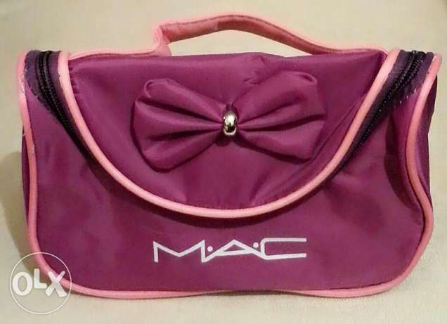MAC makeup bag المرفأ -  3
