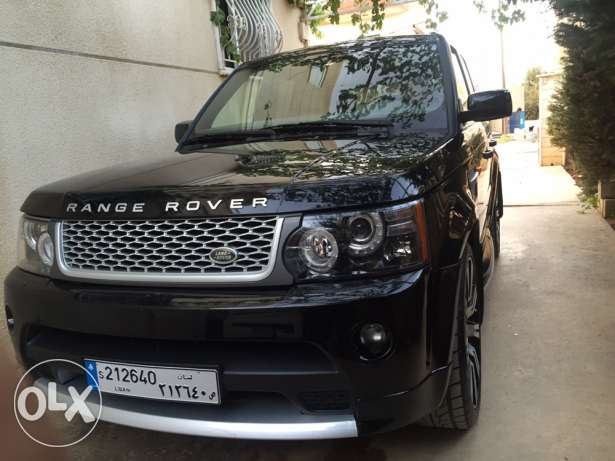 super clean range rover sport 2006 look autobiography 2013 حوش الأمراء -  6