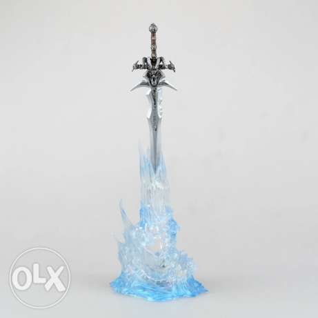 Dota 2 Frostmourne Cursed Sword Artifact Arthas Lich King برج حمود -  5