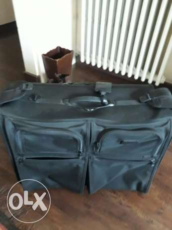 tumi travel bag