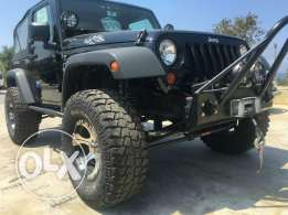 2008 wrangler sport limited 4X4, automatic,Modified in the USA.18,200$