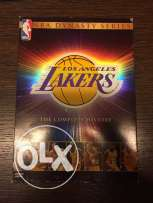 Los Angeles Lakers DVD the complete history