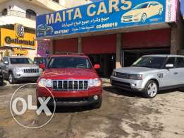 Jeep 2010 Jeep Grand Cherokee limited hemi newly arrived