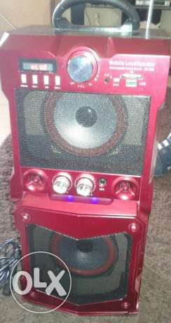 Speaker for sale ktir ndif mitar 3a masare