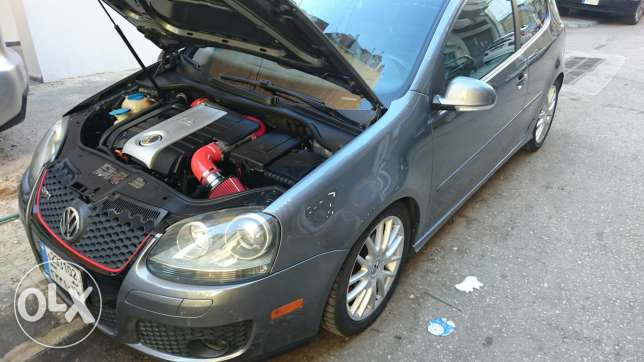 Golf gti edition very clean