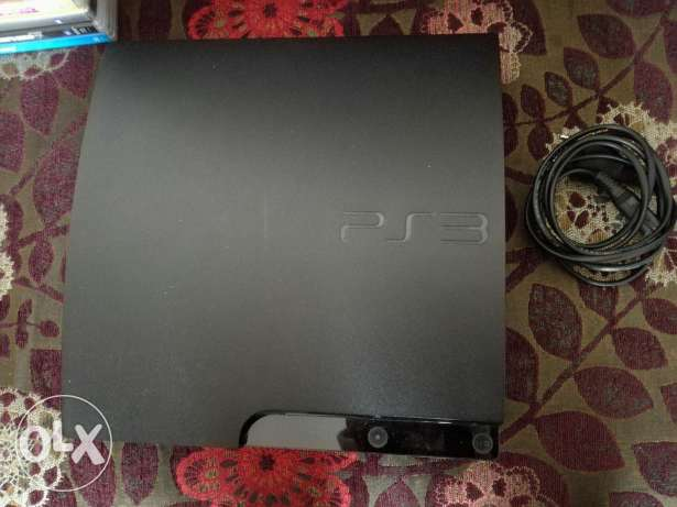 PS3 for sale mint condition