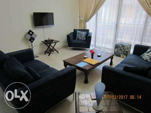 125sqm Furnished Apartment for Rent Ashrafieh