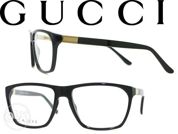 Gucci Eyeglasses (excellent condition + myopic correction glasses)
