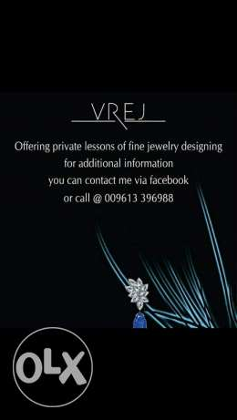 Jewelary designs lessons