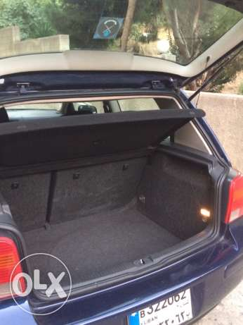 Golf 4 2.0 Model 2004 In Excelent Condition Dark Blue For sale جديدة -  6