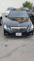Mercedes E350 Amg package full black interior black ajnabieh like new