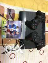 Ps3 Slim With Fifa16 Arabic Version