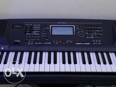 Korg dealer Ketron Vega V2 Pro,Warranty,Boxed with softcase