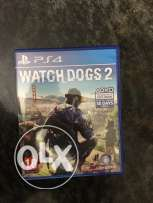 Watch Dogs 2 for Ps4 not used