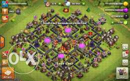 Clash if clans th10