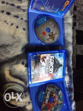 ps4 cds for trade