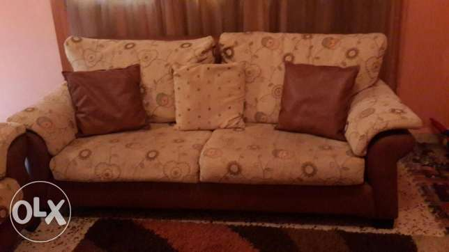 3 pcs salon couch