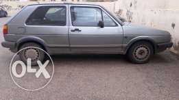 Golf II for sale
