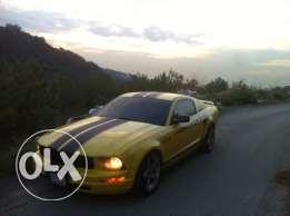 ford mustange 2005