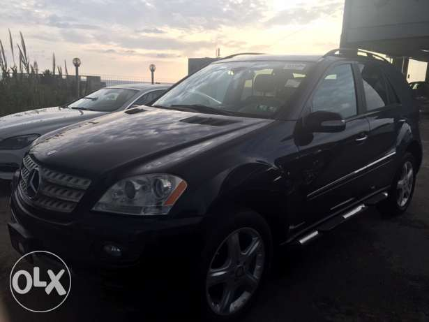 Mercedes ML350/2008 2ajnabeh