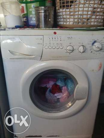 Washer hoover 7kg for sale غسالة للبيع