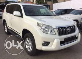 2011 Toyota Prado TXL (Fully loaded - Excellent condition)