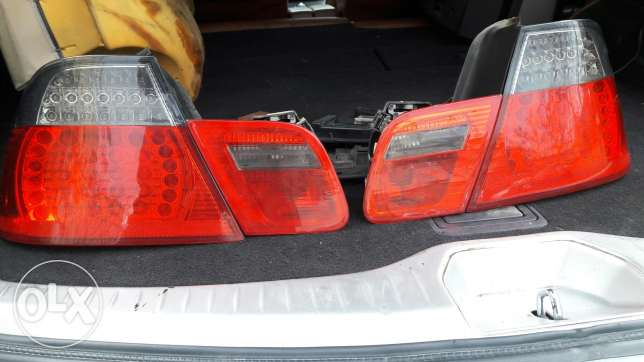 Stop led m3 coupe origin