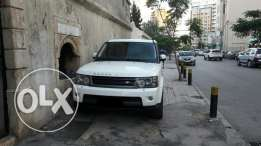 Beautiful White (Luxury) Range Rover Beast for Sale
