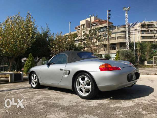 1999 Porsche Boxster for sale with hardtop