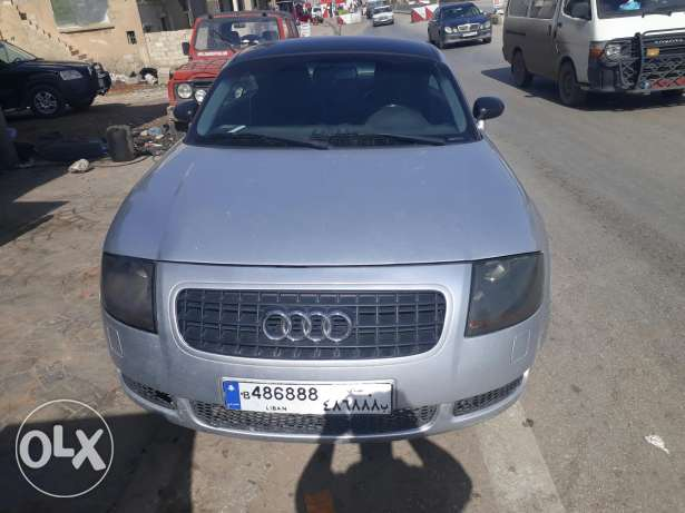 Audi TT for sale in good condition