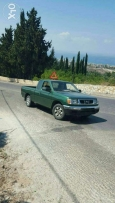 1998 Nissan Frontier pickup truck for sale