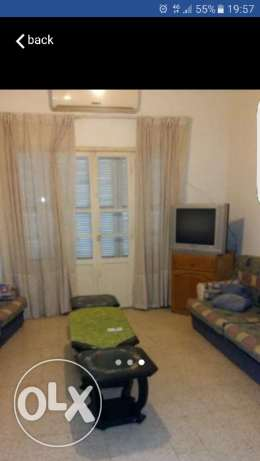 Furnished apartment in corniche el naher - Badawi St.