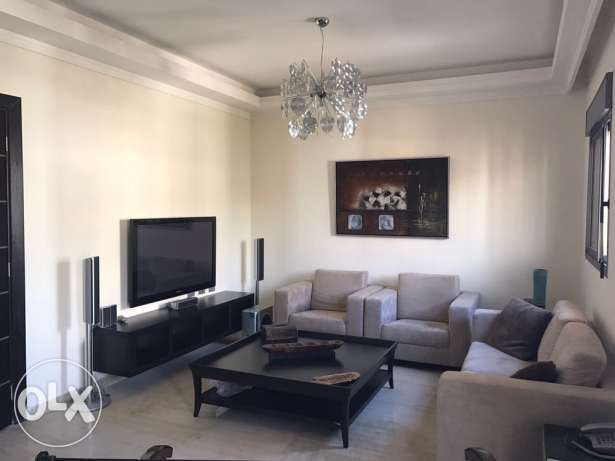 Semi furnished 3 bedroom Appartment in Aramoon