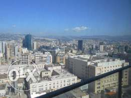 110 m2 apartment for sale in Ashrafieh having an open mountain view
