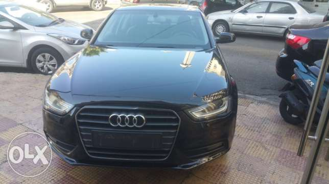 A4 2014 for sale راس  بيروت -  1