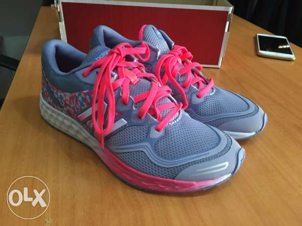 brand new new balance shoes not used bought it from italy size 35