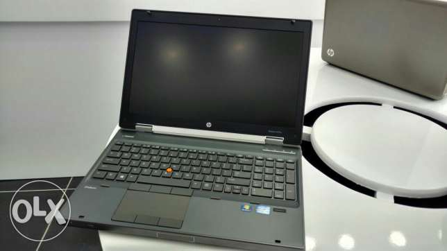 Hp elitebook 8570w