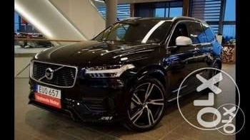 Volvo xc90 2017 fully loaded