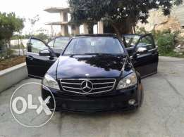 Mercedes-Benz C 300 model 2009 4matic