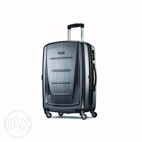 Samsonite Luggage Fashion 21 inch (NEW)