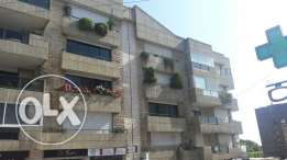 Bayada-rabieh 250m2 principle location fully furnished for sale & rent