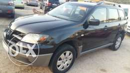 Mitsubishi Outlander model 2003