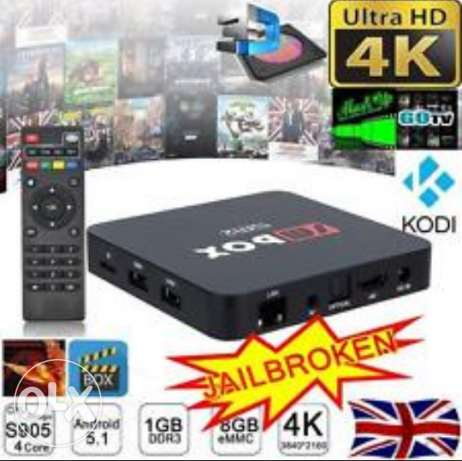 T95 4k smart open all channale without dish 5600 channale 100