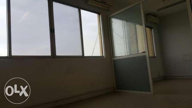 Office for rent- Jal el dib highway