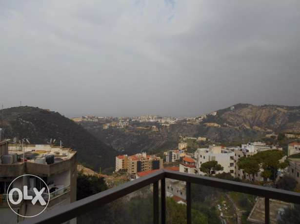 137 m2 apartment for sale in Zikrit / Mazraat Yachouh (mountain view)